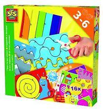 SES Deutschland 14809  Ich lerne schneiden Bastelset Basteln Kinder Spiel Papier