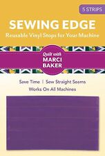 Sewing Edge Reusable Vinyl Stops For Your Machine: 5 Strips