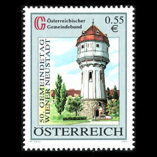 Austria 2003 - Austrian Local Government Conference Architecture - Sc 1932 MNH