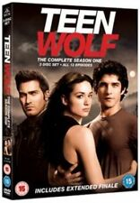 Teen Wolf Complete Series 1 DVD All Episode First Season Original UK Release NEW