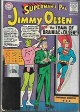 SUPERMAN'S PAL JIMMY OLSEN #86 (VG) SILVER AGE DC, BRAINIAC