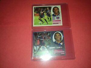 2002 French issue PANINI FOOTBALL 2003  Ronaldinho Paris St Germain