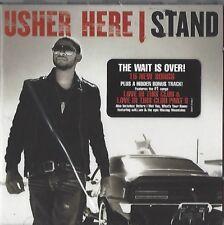 USHER / HERE I STAND - US VERSION * NEW & SEALED CD * NEU *