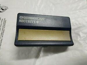 CHAMBERLAIN SECURITY + 1 BUTTON 950CB GARAGE DOOR REMOTE (STICKER GONE)