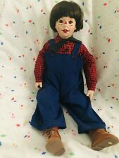 Andy Doll Kelly Rubert Porcelain Collector'S Doll