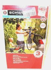 SCHWINN 3 Bike Bicycle Trunk Rack - Brand New In Box