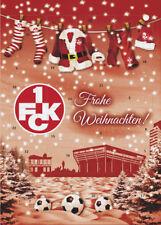 Weihnachtskalender Adventskalender 1. FC Kaiserslautern