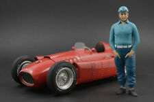 Alberto Ascari Figure pour 1:18 HotWheels Ferrari 500 375 166 VERY RARE