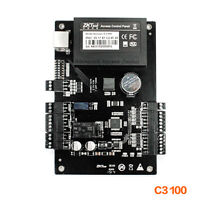 ZKteco C3-100 Access Control Panel TCP/IP Access Control Board With FreeSoftware
