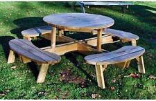 Wooden Up to 8 Seats Garden & Patio Furniture Sets