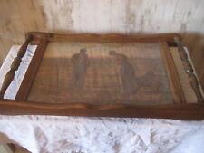 Plateau en bois 54 x 32 cm