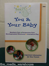 FAST FREE SHIP, SCRATCH-FREE: You & Your Baby: Mercy Health System (DVD, 2011)