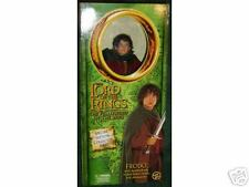 LORD OF THE RINGS 12' FRODO FIGURE DOLL NEW SEALED