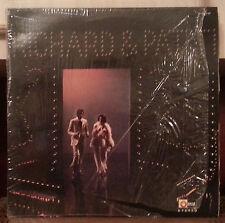 light RICHARD & PATTI  s/t     LP vinyl
