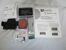 Audiovox XCS9 Combo Pack Car & Home XM Satellite Radio Receiver Bundle