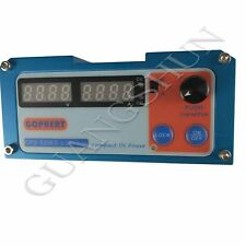 Compact DC Power Supply 0-32V 0-5A AC110-240V Digital display With Lock Button