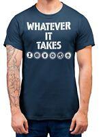 Whatever It Takes Avengers Endgame T-Shirt Adults Sizes
