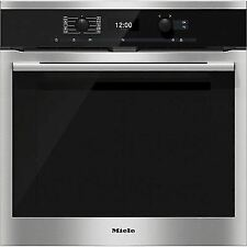 Miele H6360BP Single Multifunction Pyrolytic Oven with Moisture plus
