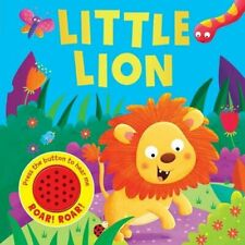 Little Lion (Funtime Sounds) Book The Fast Free Shipping