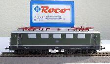 Roco 43637 gasóleo e 41 072 DB ep3 usado, OVP DCC digital, BW Koblenz-Mosel