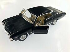 "5"" Kinsmart Chevy 1967 Chevrolet Impala Diecast Model Toy Car 1:43 Black"