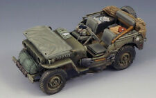 1:35 WWII US Jeep Willys Accessories Set For Tamiya kit, Resin Figure Model