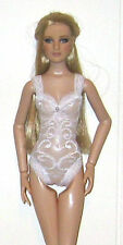 NEW Ready2Wear White Lace Teddy Lingerie Outfit Fits Antoinette MSD Cami & Jon