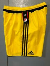 MLS Columbus Crew Adidas Soccer Shorts Men's Large Retail $60