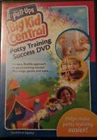 Pull-Ups - Big Kid Central: Potty Training Success DVD GET IT FAST ~ US SHIPPER