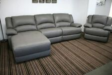 Living Room Solid Furniture Village Leather Sofas