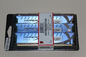 Kingston HyperX Genesis KHX1600C9D3K3/12GX  Memory Kit