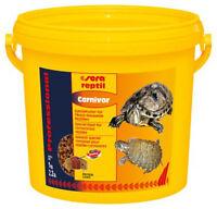sera reptil Professional Carnivor für Fleichfressende Reptilien (1 x 3,8 Liter)