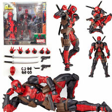 Marvel Legends X-men DEADPOOL Action Figure Revoltech Kaiyodo Verison Toy NIB