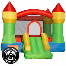 Mighty Bounce House - Inflatable Kids Jump Castle with Blower