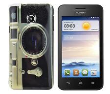 TPU Case f Huawei Ascend Y330 Schutzhülle Tasche Cover Etui Kamera Fotoapparat