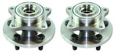 2x FOR LAND ROVER DISCOVERY MK3 MK4 RANGE SPORT 04-ON FRONT WHEEL BEARING HUB