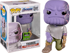 Avengers 4: Endgame - Thanos with Magnetic Arm ECCC 2020 Exclusive Pop! Vinyl