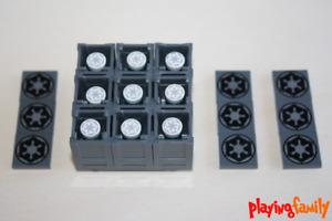 LEGO STAR WARS, Imperium, Coaxium Palette aus LEGO®-Teilen, MOC - passt zu 75217