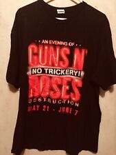 Guns N Roses Vegas Regency Shirt 2Xl