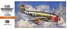 P-47 D Thunderbolt/tarde, bubletop/(Usaaf Hasegawa MKGS) #138 1/72