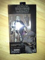 Star Wars The Black Series Stormtrooper (Mimban) 6-inch Figure NEW IN HAND