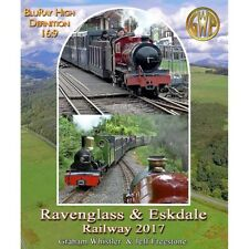 Ravenglass & Eskdale Railway 2017  BluRay - La'al Ratty - Cab Ride - NEW 2017