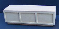 1:12 grandi finitura naturale DRITTO BAR Counter Casa delle Bambole Accessorio in miniatura