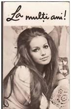 B36570 Acteurs Actors Catherine Spaak 9x6 cm calendar 1973