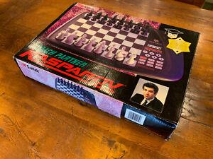 Saitek Chess Coach Partner Computer Kasparov 1996 - Fully Working Rare