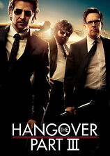 THE HANGOVER PART III 3 DVD DISC ONLY - AUTHENTIC US RELEASE