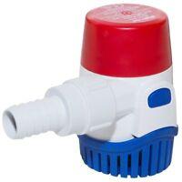 Rule 500 12v Non Automatic Submersible Pump ( 500GPH / 1893LPH ) - 25DA