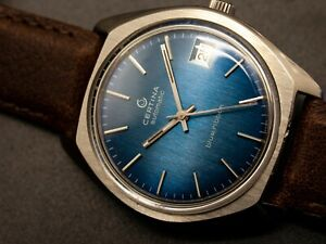 Beautiful Certina Blue Ribbon 25-651M Automatic All Stainless Steel