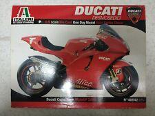 ITALERI DUCATI DESMOSEDICI MotoGP 2005 1/9 scale DieCast one day model