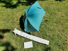 Gasolina AZUL Bugaboo paraguas/sombrilla Con Caja Original